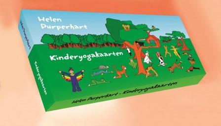 Helen Purperhart - Kinderyogakaarten