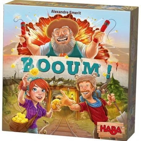 HABA Spel - Boem, bang, goud! (Franse verpakking met Nederlandse handleiding)