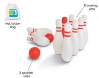 Buitenspeel  buitenspel Rood & wit bowling-2