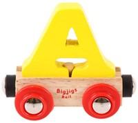 BigJigs Rail Name Letter A-2