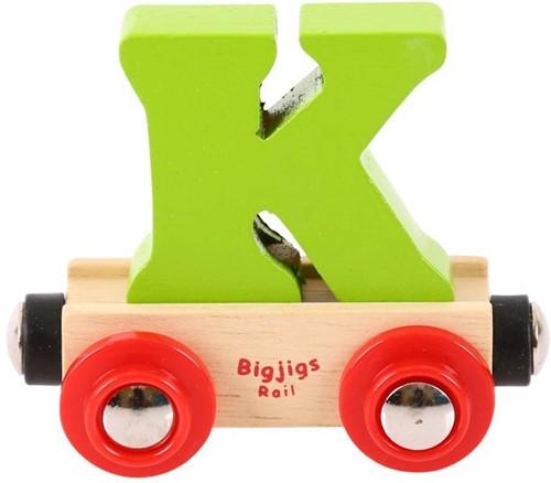Bigjigs Rail Name Letter K (6)