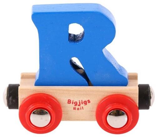 BigJigs Rail Name Letter R-1