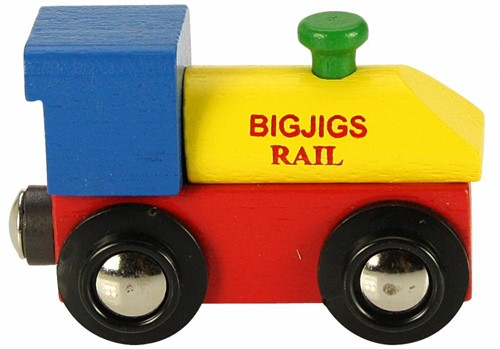 Bigjigs Rail Name Engine (6)