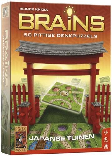 999 Games spel Brains: De Japanse Tuinen
