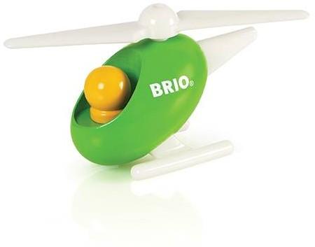 Brio  houten speelvoertuig Helikopter 30206-1