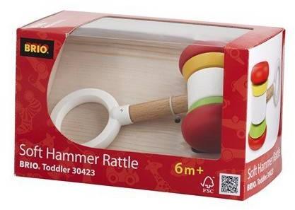 Brio  rammelaars Zachte hamer 30423-2
