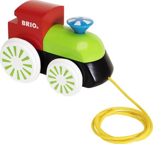 BRIO speelgoed Gekleurde Locomotief-1