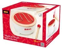 Brio  houten muziekinstrument Houten trommel 30181-2