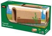 Brio  houten trein gebouw Tunnel 33735-2
