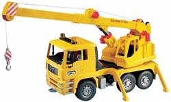 Bruder  - MAN Crane truck