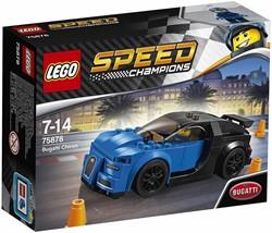 Lego  Speed Champions set Bugatti Chiron 75878