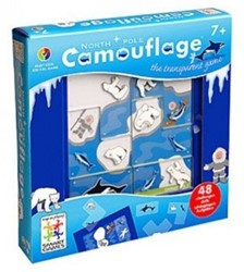 Smart Games  puzzelspel Camouflage North Pole