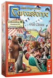 999 Games - bordspel - Carcassonne: Het Circus