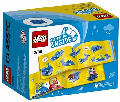 LEGO Classic Blauwe creatieve doos 10706-2