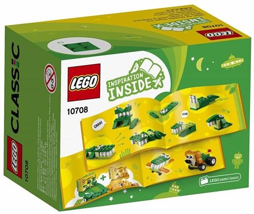 LEGO Classic Groene creatieve doos 10708-2