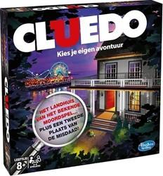 Hasbro  bordspel Cluedo Refresh