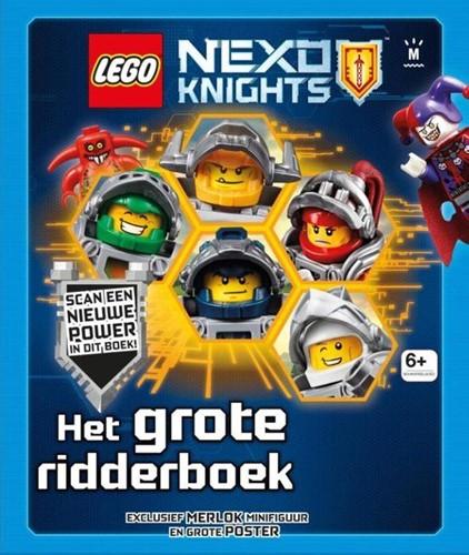 Lego  leesboek Het grote ridderboek