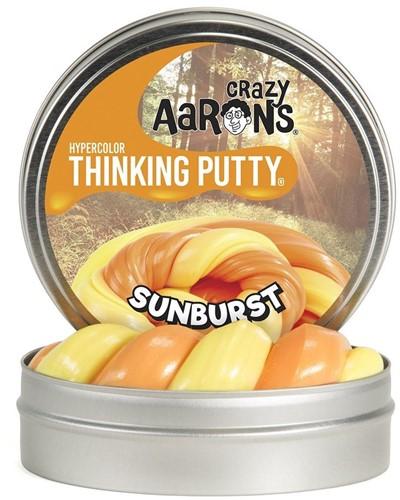 Crazy Aaron's putty Hypercolor - Sunburst