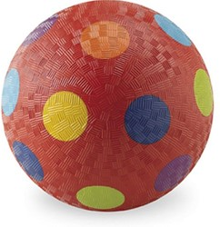 Crocodile Creek  buitenspeelgoed 18 cm Playball/Dot Red