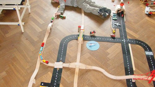 Waytoplay startset Ringweg 12-delig-3