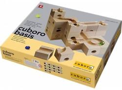 Cuboro houten knikkerbaan set Basis 117