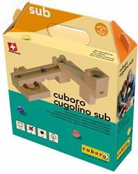 Cuboro  houten knikkerbaan set Cuboro cugolino sub - 84