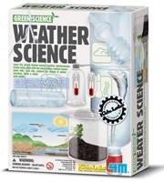 4M  Green Science wetenschapsdoos Weather science-1