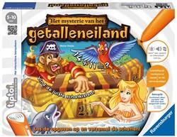Ravensburger  Tiptoi educatief spel Mysterie van het Getalleneiland
