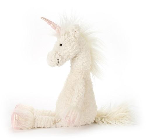 Jellycat knuffel Dainty Unicorn Klein 34cm-2