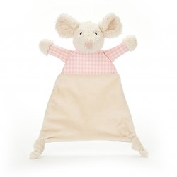 Jellycat Daisy Mouse Soother - 23cm