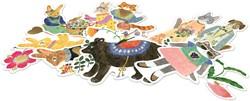 Djeco stickers 50 Aïko