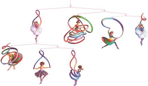 Djeco Dancers  - FSC MIX