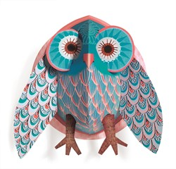Djeco 3d schilderij Pretty owl