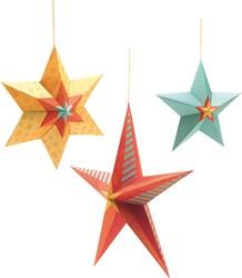 Djeco hang decoratie Stars at night