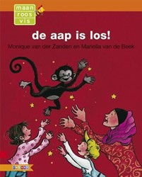 Zwijsen  avi boek De aap is los AVI START