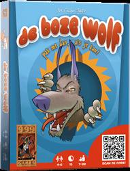 999 Games  kaartspel 999-DBW01 De boze wolf