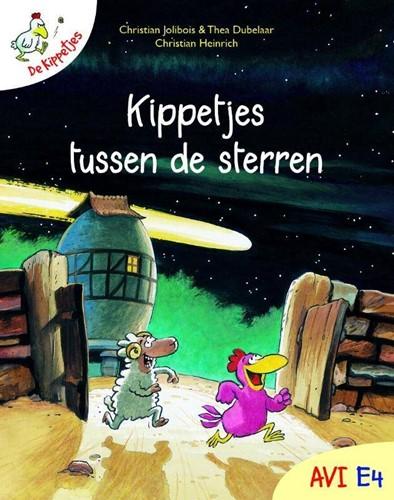 Kinderboeken avi boek De kippetjes