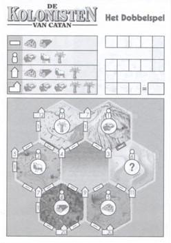 999 Games  dobbelspel KVC dobbelspel, scoreblok *3-1