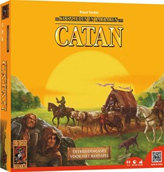 999 Games  bordspel Kolonisten van Catan: Kooplieden en Barbaren