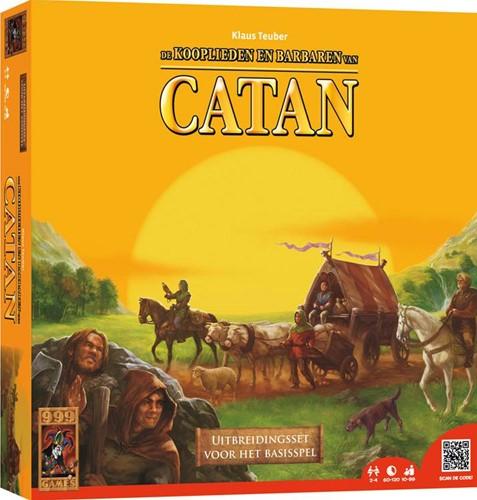 999 Games spel Catan: Kooplieden & Barbaren