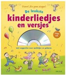 Deltas  doeboek De leukste kinderliedjes en ve