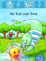 Kinderboeken  avi boek De bal van boe AVI M3