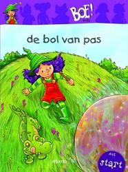 Kinderboeken  avi boek De bol van Pas AVI Start