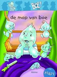 Kinderboeken  avi boek De mop van Boe AVI Start