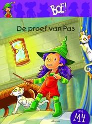 Kinderboeken  avi boek De proef van Pas AVI M4