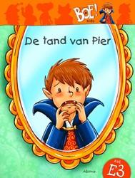 Kinderboeken  avi boek De tand van Pier AVI E3
