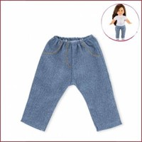Corolle poppenkleding Mc Slim Jeans DFR89-1