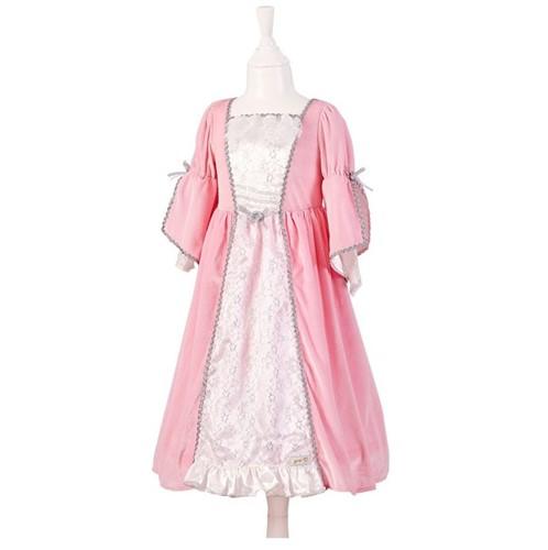 Souza Cathalina, licht roze, klassieke jurk (5-7 jaar), rok lengte 60 cm