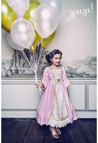 Souza Cathalina, licht roze, klassieke jurk (8-10 jaar), rok lengte 70 cm