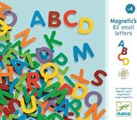 Djeco magneten 83 small letters